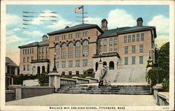 Wallace Way and High School