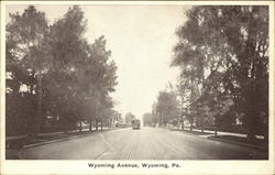 Wyoming Avenue