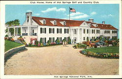 Hot Springs Golf and Country Club - Club House