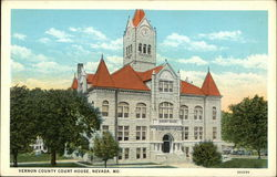 Vernon County Court House