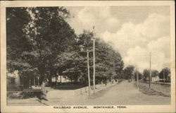 Railroad Avenue