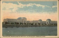 New Building, Massachusetts Institute of Techology
