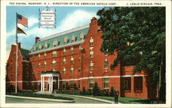 The Viking, Direction of the American Hotels Corporation - J. Leslie Kincaid, Pres.