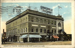 Somerville Theatre, Hobbs Building