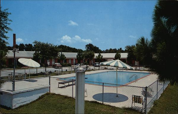 Coglin's Motel Beaufort South Carolina