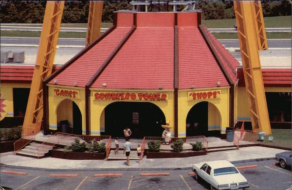 Pedro's Sombrero Tower Shops, South of the Border Dillon South Carolina