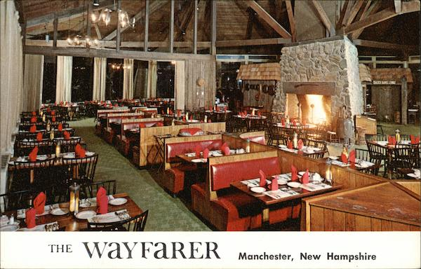 The Wayfarer Dining Room Manchester New Hampshire