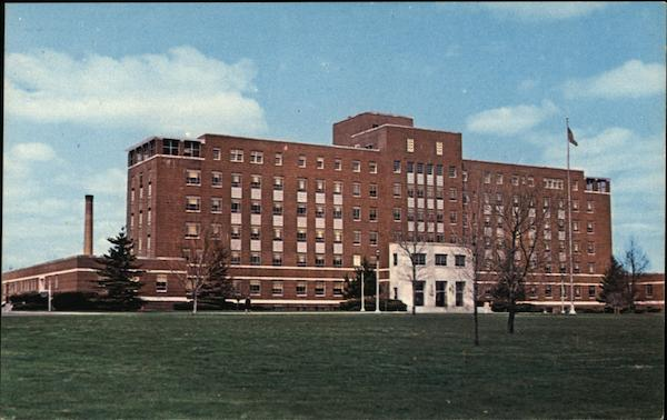 Veteran's Administration Hospital Manchester New Hampshire