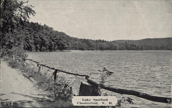 Lake Spofford Chesterfield New Hampshire