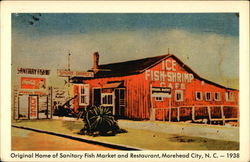 Original Home of Sanitary Fish Market and Restaurant