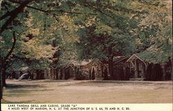 """Lake Tahoma Grill and Cabins, Grade """"A"""""""