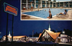 Howard Johnson Motor Lodge and Restaurant