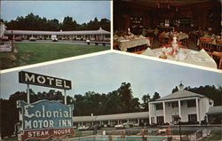 Colonial Motor Inn & Steak House