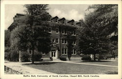 Ruffin Hall, University of North Carolina