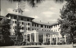 Carolina Hotel, Pinehurst, North Carolina