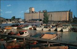 East Basin, Public Docks