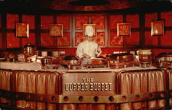 The Copper Buffet, Hotel Statler