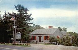 Maine's Massachusetts House