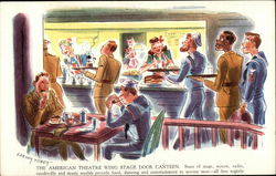 The American Theatre Wing Stage Door Canteen