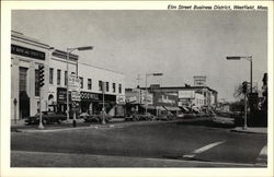 Elm Street Business District