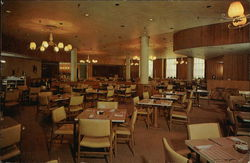 The Linden Room, Marshall Field & Company Restaurant