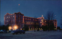 Christmas Illumination, St. Francis Seraphic Seminary
