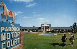 The Paddock Motor Court & Restaurant