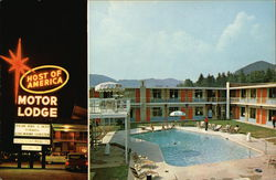 Host of America Motor Lodge
