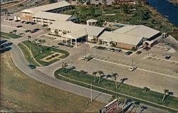 Aerial View of Ramada Inn
