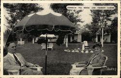 Sunbeam Tea Room and Tourist Cabins