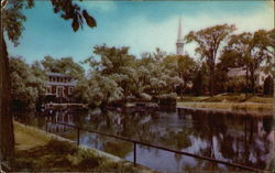 The Mill and Pond