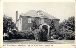 The Kehl-Charles Memorial - The Lutheran Home