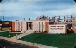 E.H Crump Electric Substation