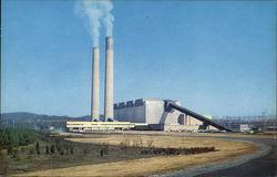 John Sevier Steam Plant on the Holston River