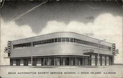 Bear Automotive Safety Service School