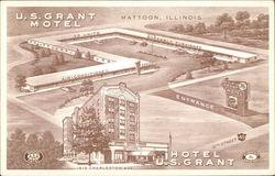 Hotel U.S. Grant and U.S. Grant Motel
