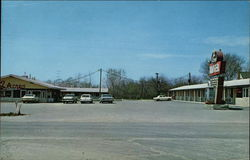 2 Acres Motel Postcard