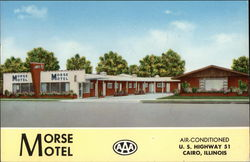 View of Morse Motel