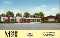 View of Morse Motel
