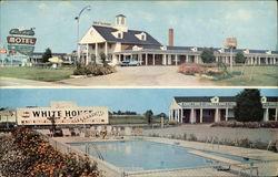 White House Motels Restaurant & Cocktail Lounge