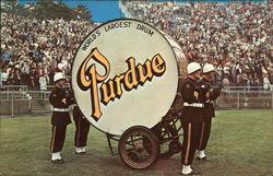 World's Largest Drum, Purdue University