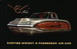 Curtiss-Wright 2-Passenger Air-Car
