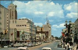 Washington Avenue, Downtown