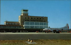 Murphy Terminal at Bradley Field