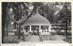 Band Stand, Spring Park