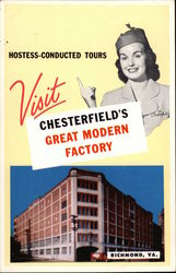 Chesterfield's Great Modern Factory