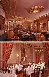 St. Germain Restaurant Postcard
