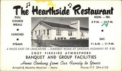 The Hearthside Restaurant