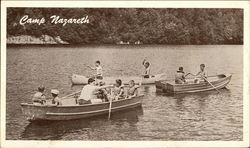 Camp Nazareth, Long Lake and White Lake
