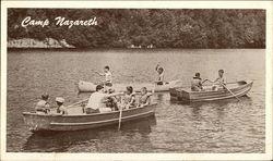 Camp Nazareth, Long Lake and White Lake